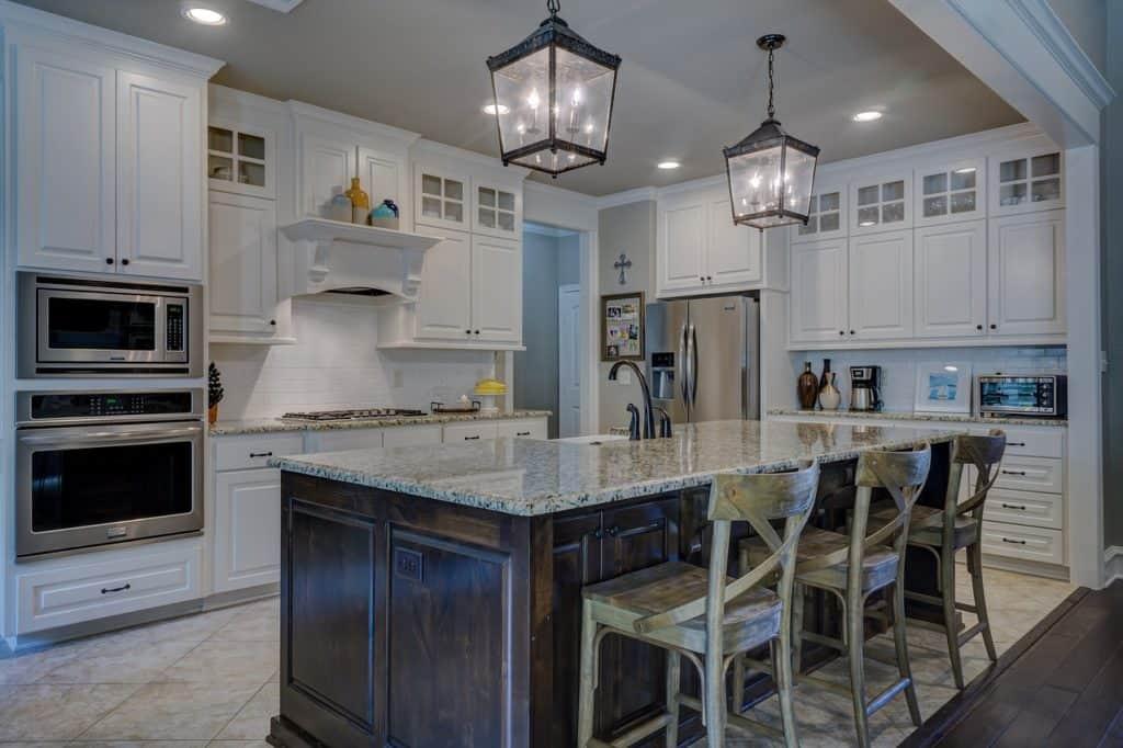 kitchen, interior design, room