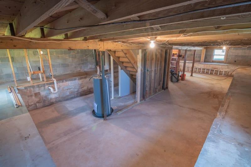 basement contractor fairfax va